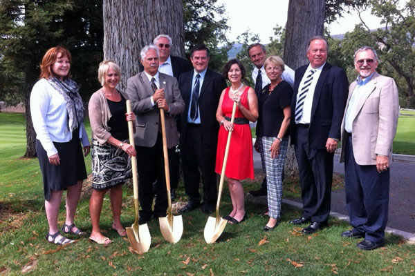Project to bring recycled water to water-scarce region breaks ground